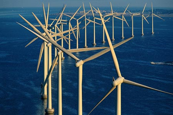 Denmark Offshore Wind Farm