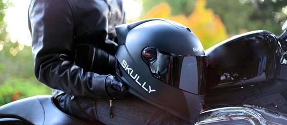 Skully AR-1 Helmet
