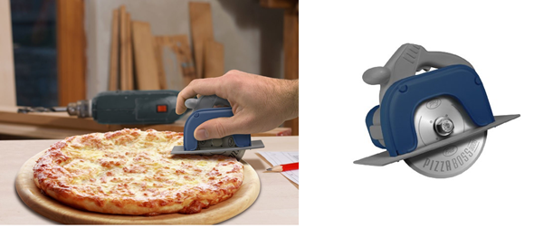 PIBOSS Circular Saw Pizza Cutter