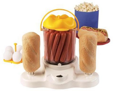 4-in-1 Hot Dog Cooker