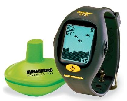 Fish Finder Watch