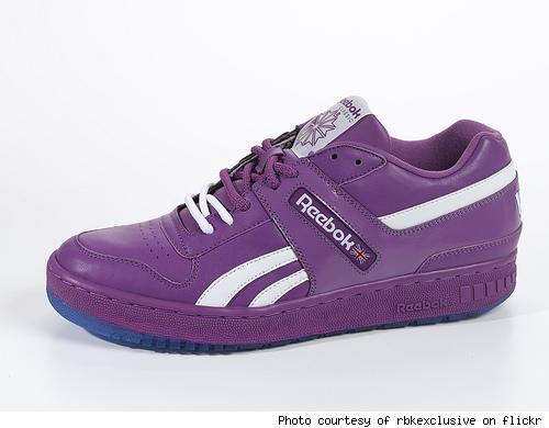 Grape Kool-Aid Reebok