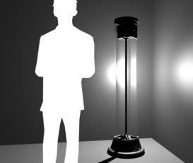 Gravity Lamp