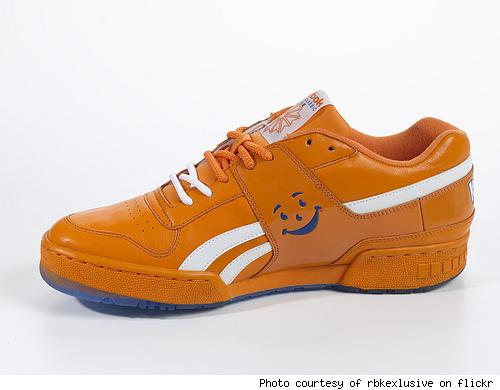 Orange Kool-Aid Reebok