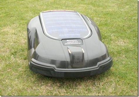Cool-Gadgets-Husqvarna-Solar-LawnMower