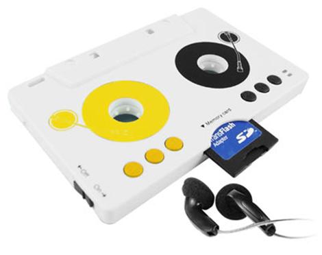 Cassette MP3 Adaptor Player