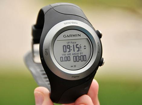 Garmin Forerunner for runner 405