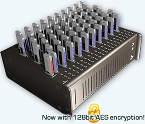 Virtual Console 60 Port USB Duplicator