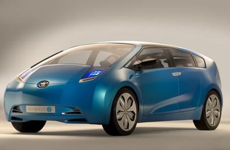 Future Toyota Prius