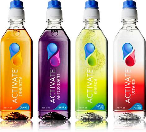 Activate Drink Water