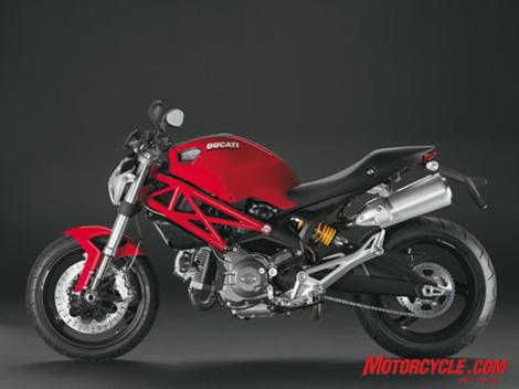 2008 Ducait Monster 696