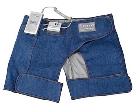 Massage Heater Pants Shorts