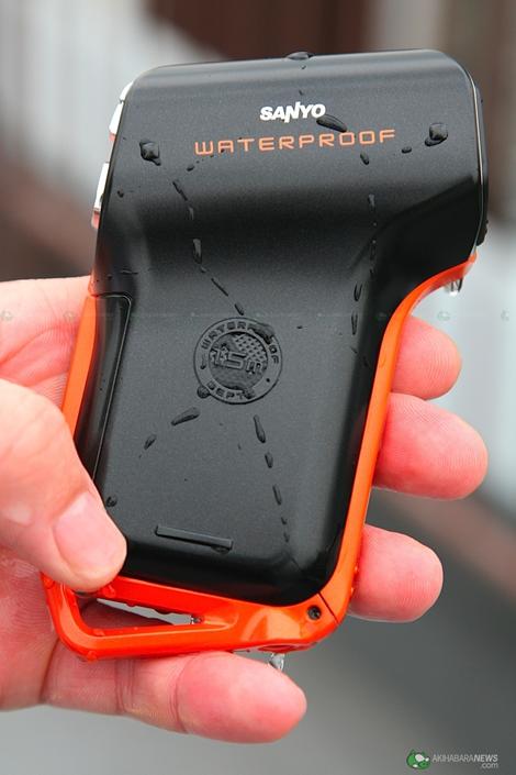 Sanyo Xacti DMX-CA8 Waterproof Camcorder