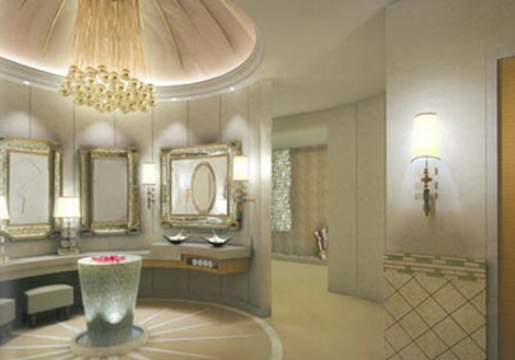 Mukesh Ambani Bathroom