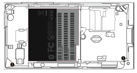 HTC Touch Diamond FCC