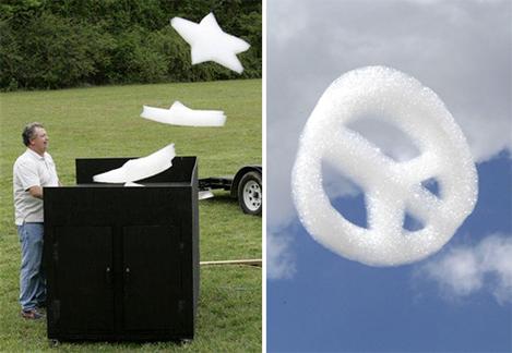 flogos floating foam