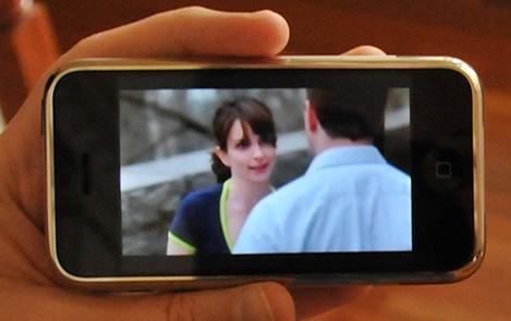 NBC Streaming iPhone