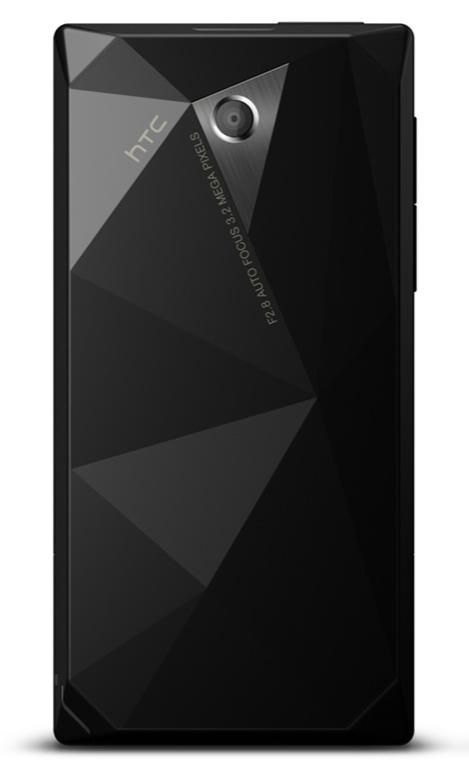 HTC Touch Diamond Back