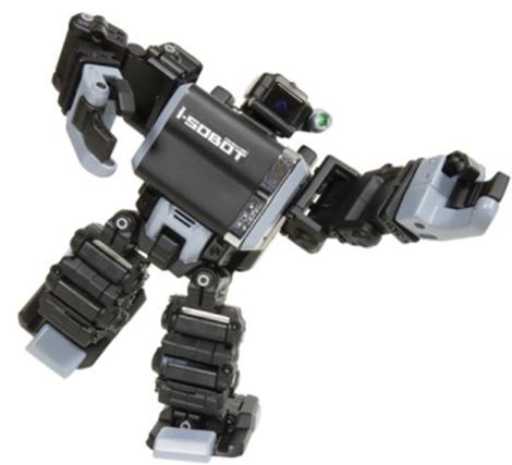 World's Smallest Humanoid Robot