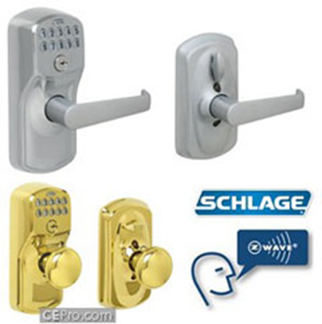 Schlage Z-Wave Door Lock