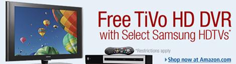 Free TiVo HD DVR