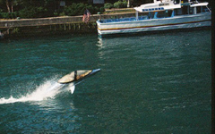 Dolphin jetski