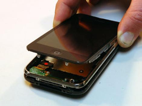 3G Iphone take apart