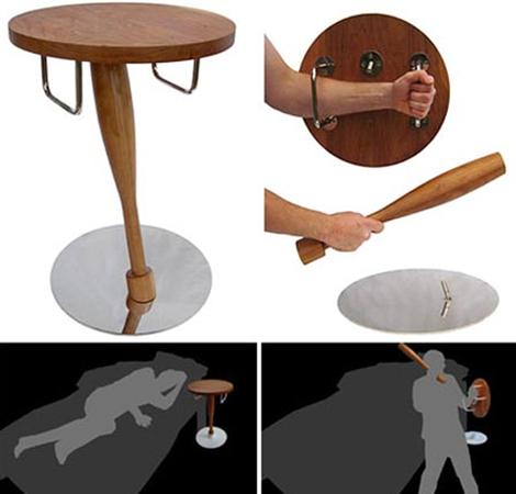 Self-Defense Table