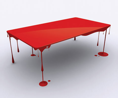 Paint table John Nouanesing