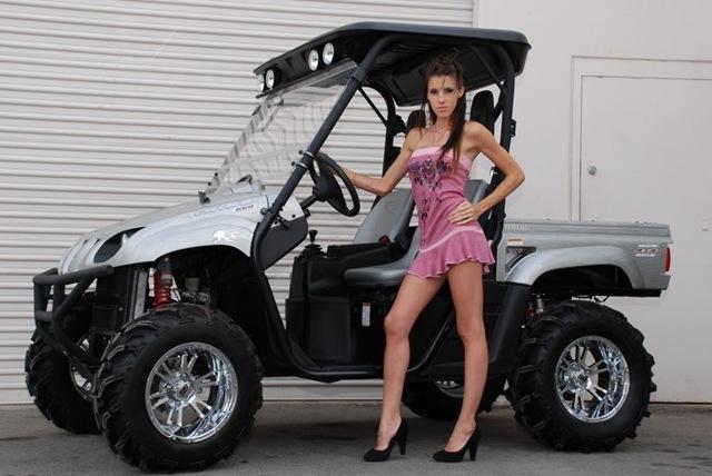Bad Ass Golf Cart Gay Cruise Porn