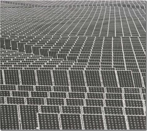 California Solar Farm