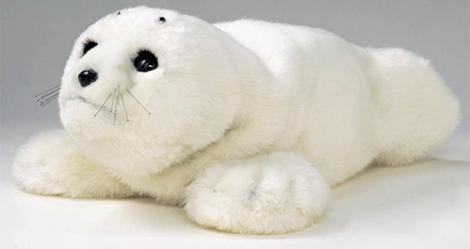 Paro Robot Seal