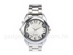 Spy wristwatch