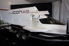 ICON A5 Airplane