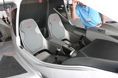 ICON A5 Seats