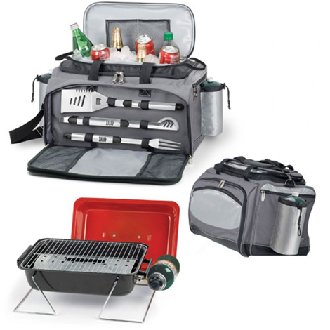 Tailgating Cooler and Grill