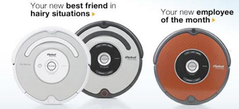 iRobot Roomba 532 562 610