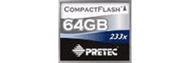 pretec 100GB CF