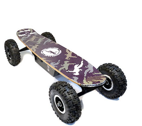 Rugged Offroad electric skateboard