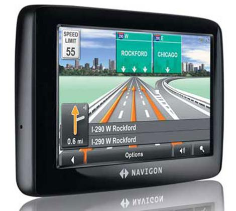 Navigon 5100 Max