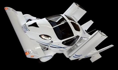 Flying Car - Terrafugia