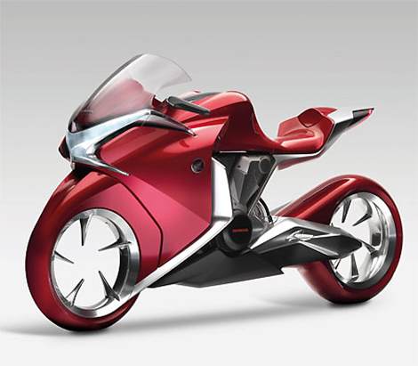 Future Honda Motorcycle