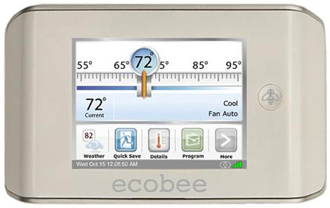 Ecobee Themostat