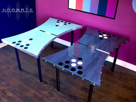 Knarate Beerpong Table