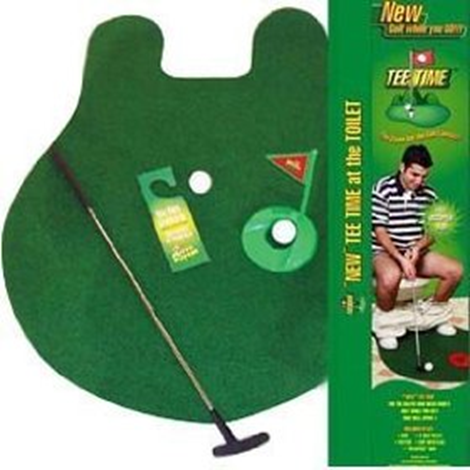 Toilet Potty Putter