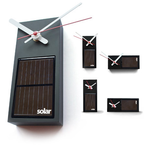Solar Clcok