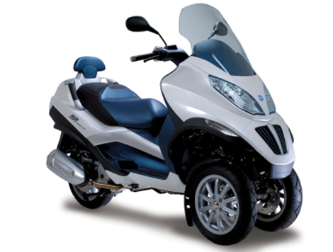 Piaggio MP3 Hybrid Scooter