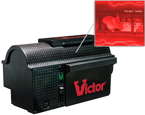 Victor Pest Rat Electrocution