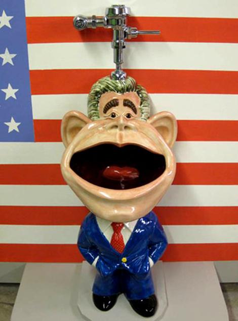 George Bush Urinal