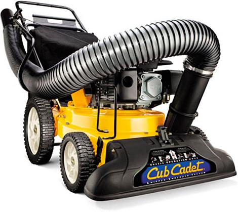 Club Cadet Chipper Shredder VAcuum